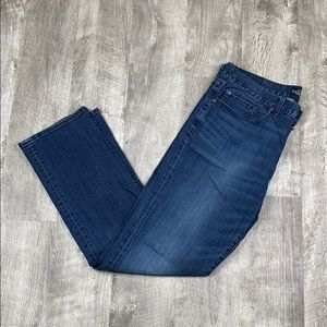 Lucky 121 Heritage Slim medium wash jeans - 34x30